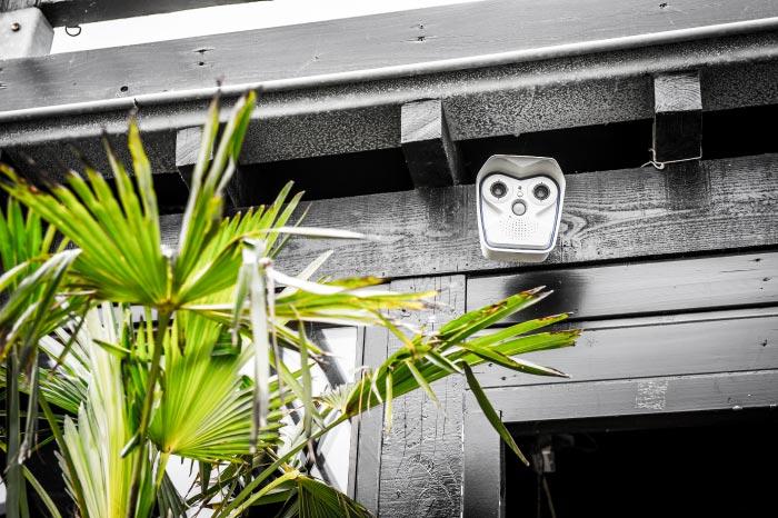 Camerasystemen horeca en recreatie Zeeland - Huinink