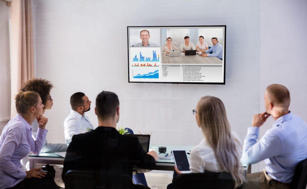 Huinink videoconferencing via Microsoft Teams